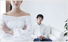 離婚・男女問題について 大阪市天王寺区